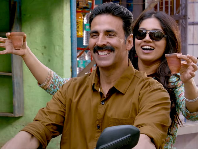 Toilet Ek Prem Katha 2nd Day Box Office Collection Update: Good Growth
