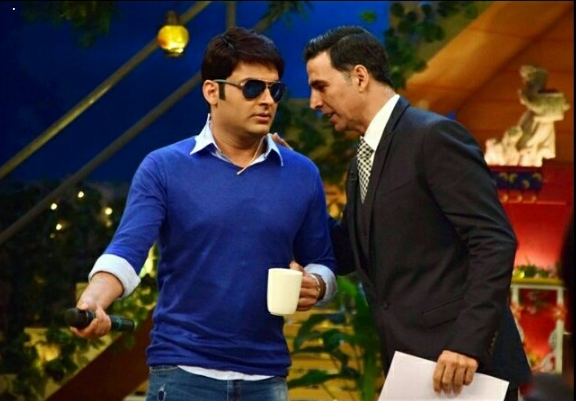 Akshay hasn't promoted TEPK on TKSS