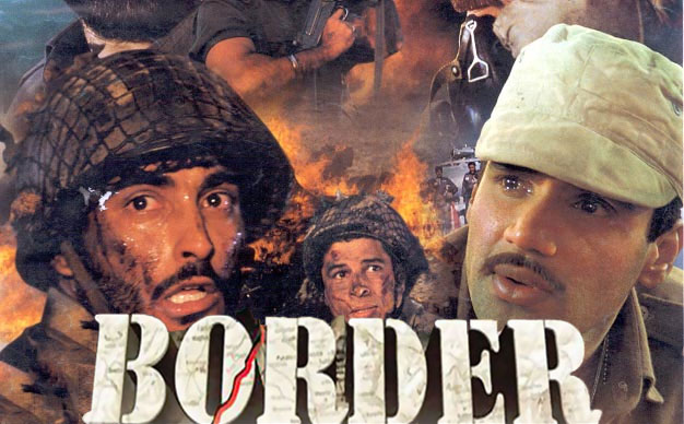 best bollywood movies on independence day - Border