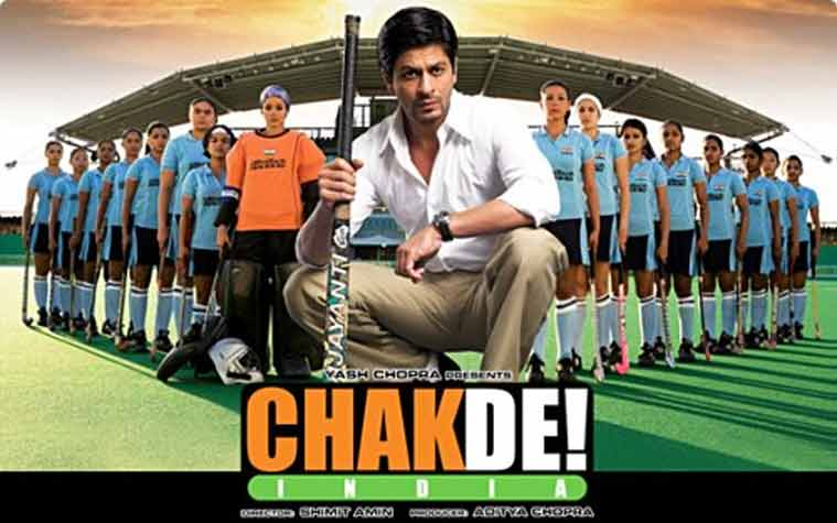 best bollywood movies on independence day - Chak De India