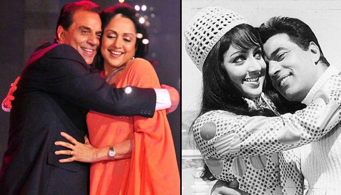 Bollywood couples with shocking age difference - hema and dharam