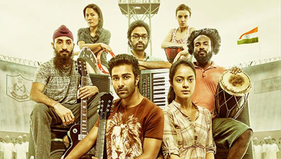 qaidi band star cast