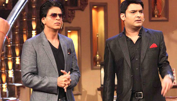 Shah Rukh has to wait for long for Kapil