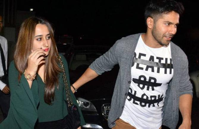 5 Bollywood couples who should make their relationship official now - varun and natasha