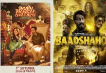 Shubh Mangal Saavdhan, Baadshaho Second Weekend Collection