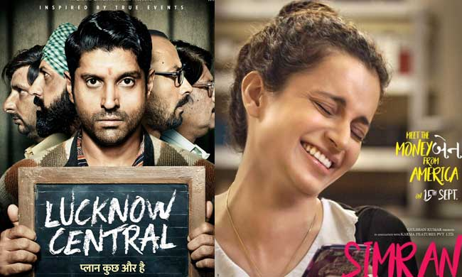 Box Office: Lucknow Central, Simran first weekend Collection Report