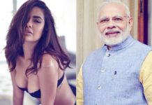 Esha Gupta asked for help from PM Modi