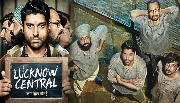 Lucknow Central Monday Box Office Collection