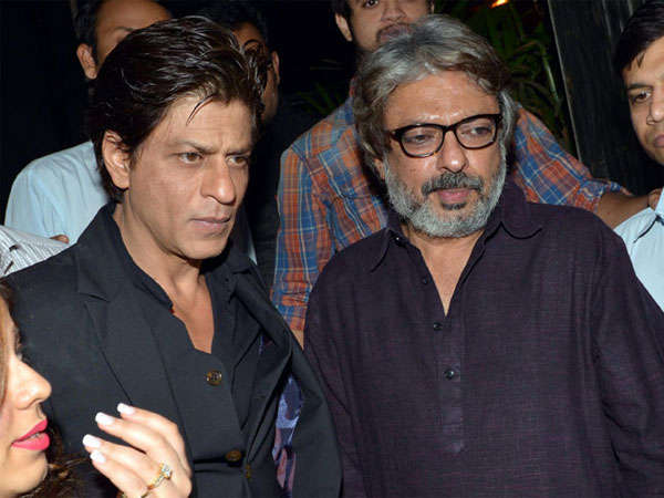 Shah Rukh Khan and Sanjay Leela Bhansali to reunite after 15 years