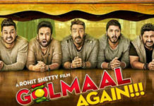 Golmaal Again 2nd Day Collection Update : Another Huge Day On Cards