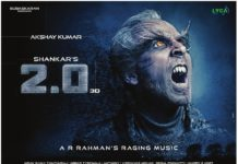 2.0 new poster feat. deadly Akshay Kumar