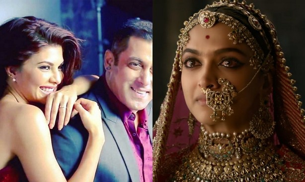 After Salman Khan, Jacqueline Fernandez Spoke Out In Support Of Padmavati