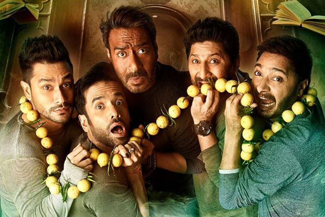 Golmaal Again All Set To Cross Rs. 200 Crore Over This Weekend