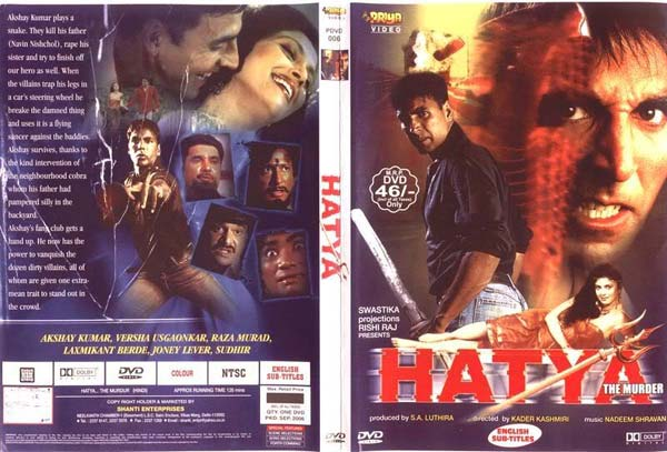 Hatya movie akshay kumar