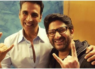 It will be Akshay Kumar Vs Arshad Warsi in Jolly LLB 3