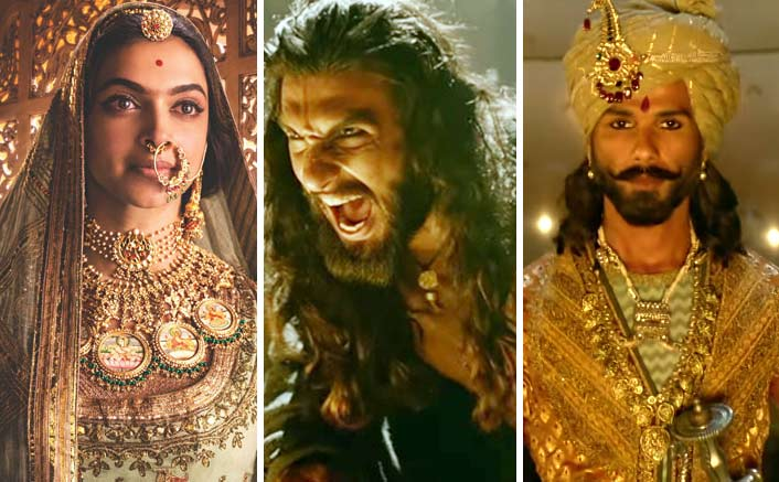 Box Office: Padmaavat Crosses 150 Crores Mark On Its 7th day