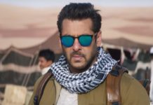 Salman Khan in Tiger Zinda Hai