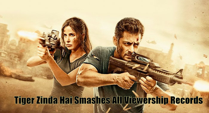 Tiger Zinda Hai Trailer Smashes All Viewership Records In 24 Hours