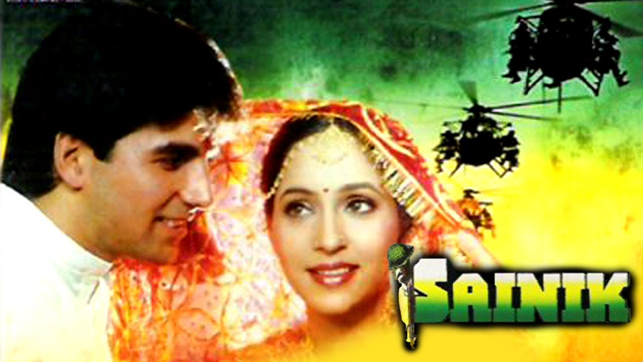 sainik movie akshay kumar
