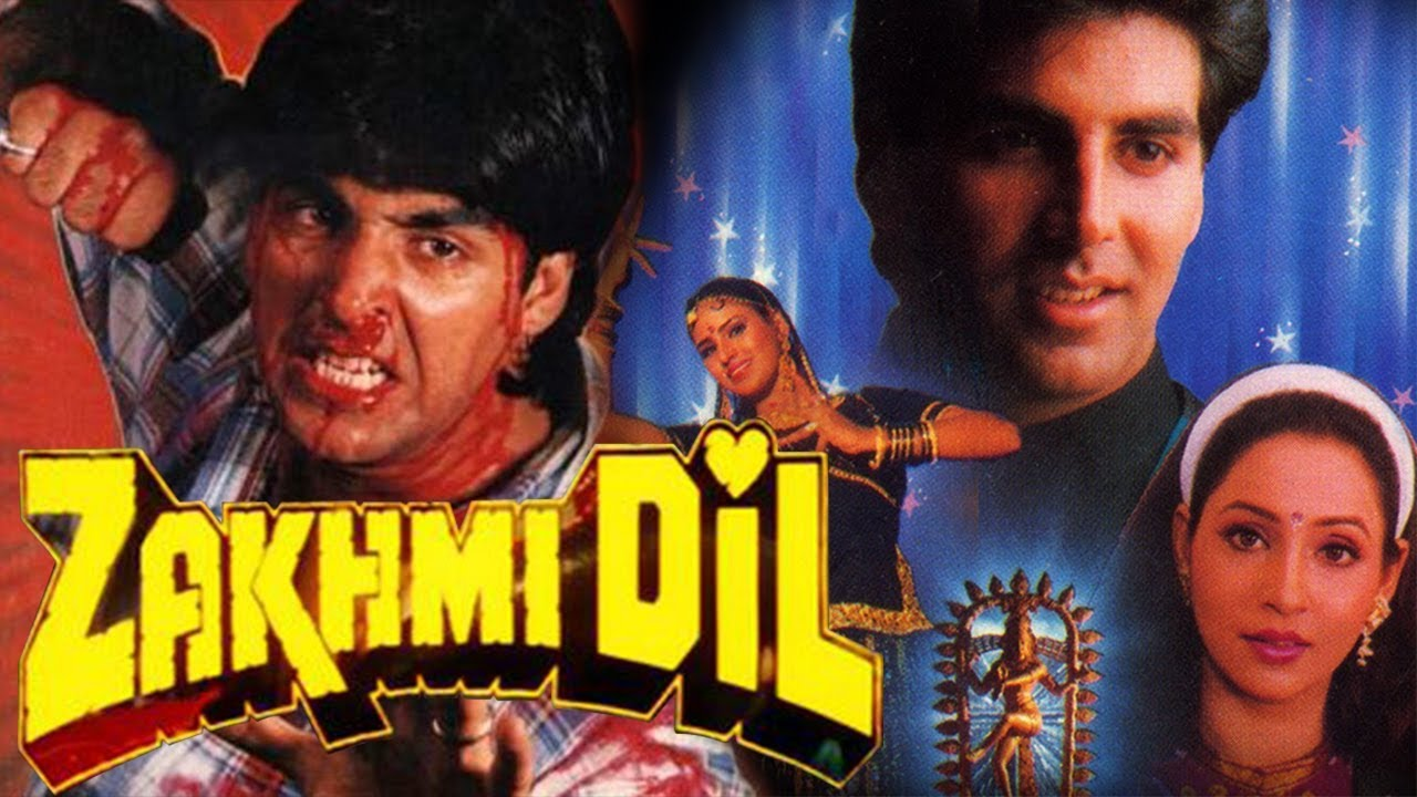 zakhmi dil movie akshay kumar