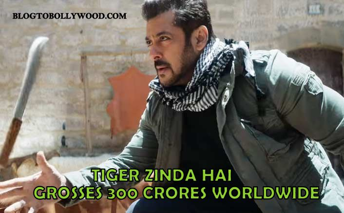 Tiger Zinda Hai Worldwide Collection, All Set To Cross 400 Crores
