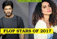 flop Bollywood stars of 2017