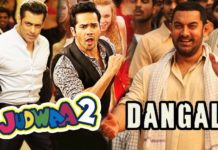 Varun Dhawan's Judwaa 2 Is A Huge Hit On Television, Beats Aamir Khan's Dangal