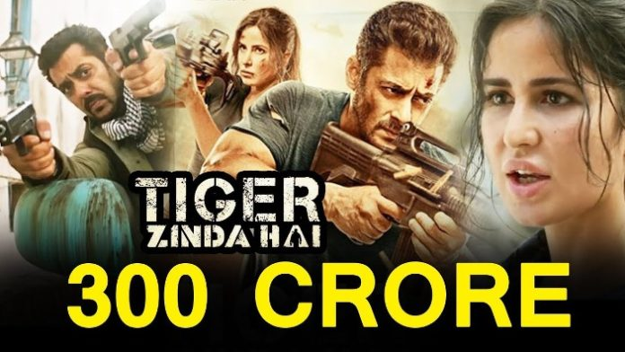 Tiger Zinda Hai 15th Day Collection, Will Enter 300 Crore Club Today