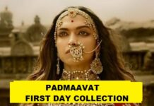 Padmaavat First Day Collection, Huge Opening Despite Massive Protest
