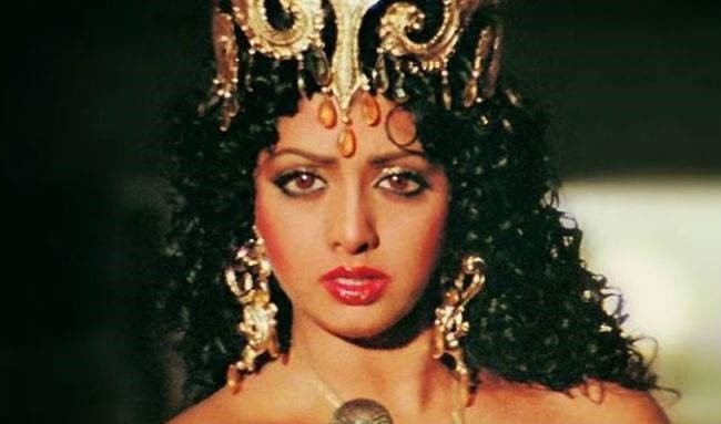 Most Popular Roles Of Sridevi - Mr India
