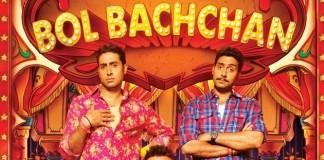 Bol Bachchan Movie Poster