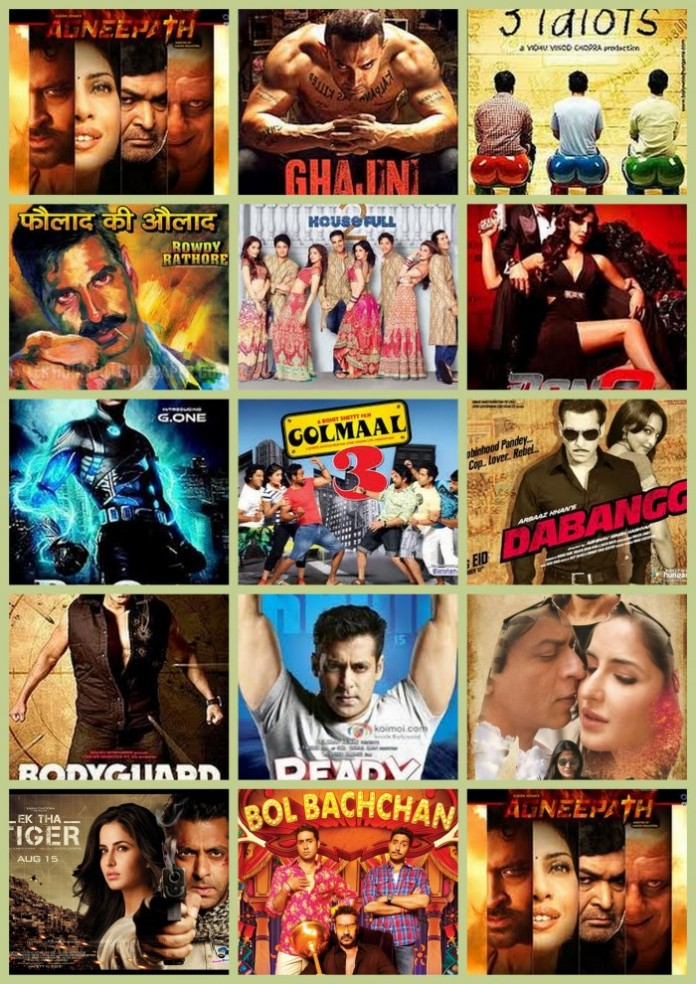 Bollywood 100 crore club movies