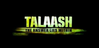 Talaash Movie Poster