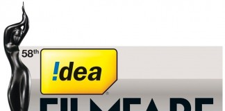 58th Idea Filmfare Awards - nominations