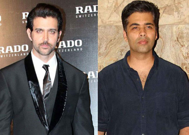 Hrithik and Karan Johar reunites for Shuddhi