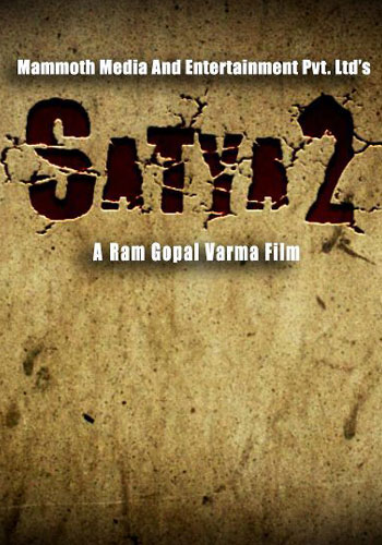 Satya 2 theatrical poster