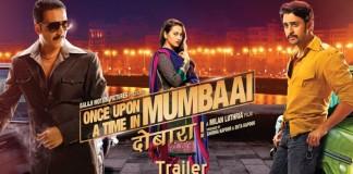 Once Upon a Time in Mumbaai Dobaara Trailer