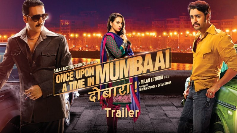 Once Upon a Time in Mumbaai Again – Theatrical Trailer