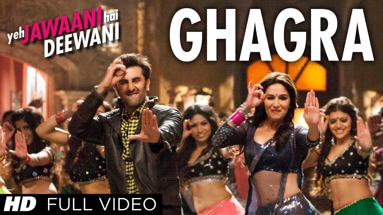 Madhuri Dixit's item song in Yeh Jawaani Hai Deewani
