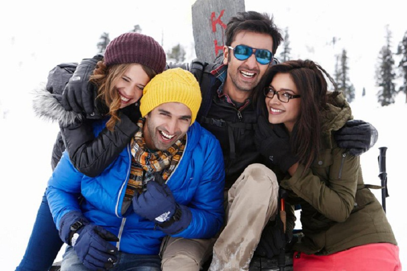 Top 10 Highest Grossing Movies Of Ranbir Kapoor - YJHD
