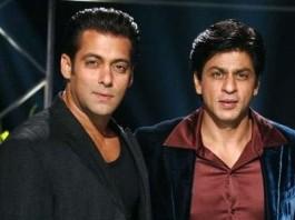 Salman and SRK on KBC