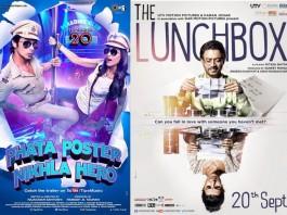 Phata Poster Nikala hero and The Lunchbox