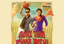 Imran and Kareena in Gori Tere Pyaar Mein