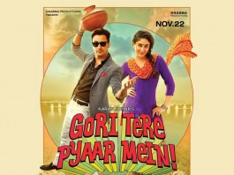 Imran and Kareena in Gori Tere Pyaar Mein