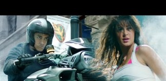Dhoom 3 teaser trailer