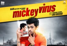 Mickey Virus Poster - Manish Paul