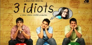 3 Idiots movie is one of the top grossers of Bollywood