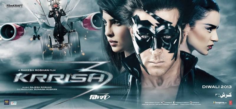 Box Office Collection Krrish 3 First Weekend : Expectations Vs Actuals
