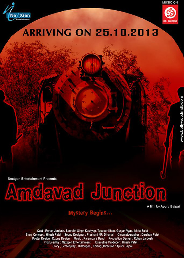 Amdavad Junction Movie Poster