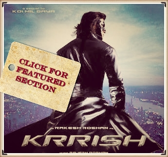 Krrish the SuperHero is Back : Featured Post Movie Krrish 3